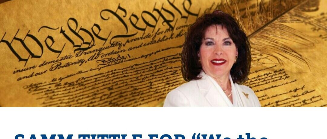 """Meet Samm """"The Second Amendment Enforcer"""" Constitution Party vetted POTUS Candidate"""